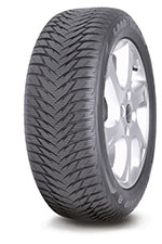 GOODYEAR  ULTRA GRIP 8 MS M+S 3PMSF 185/70 R 14 88 T TL